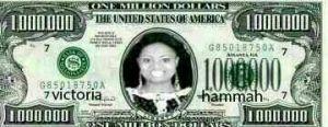 I million dollars